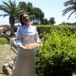 Aperitiv und Hochzeitsbuffet unter Palmen: mit unseren Mobilen Köchen